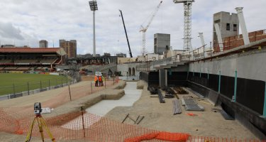 Adelaide Oval Western Stands Redevelopment