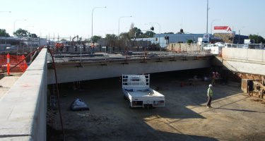 South Road Anzac Highway Underpass