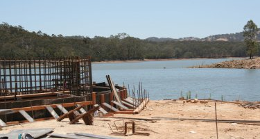 Millbrook Reservoir Upgrade