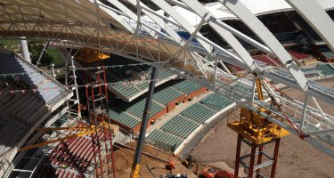 Adelaide Oval South and East Stands